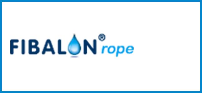 Fibalon rope